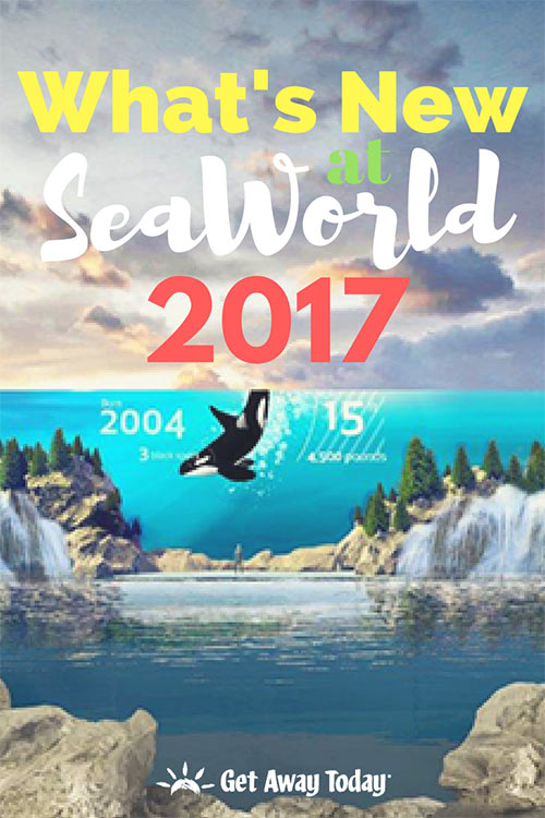 What's New at SeaWorld in 2017 || Get Away Today
