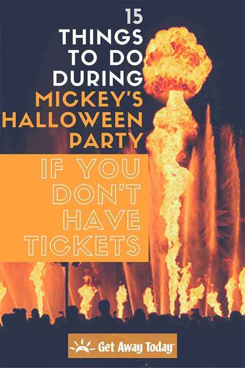 15 Things To Do During Mickey's Halloween Party If You Don't Have ...