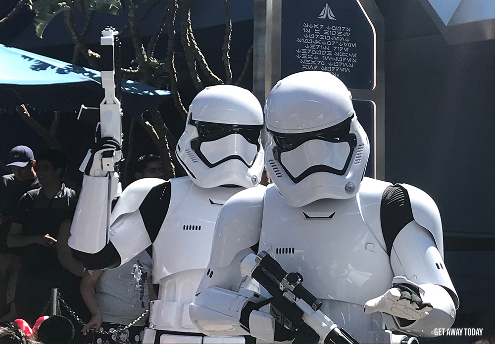 When Does Star Wars Land Open Storm Troopers
