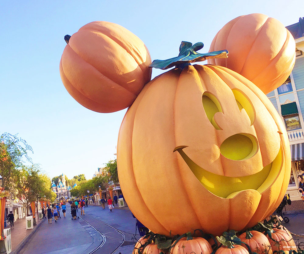 When to go to Disneyland in 2019 Fall