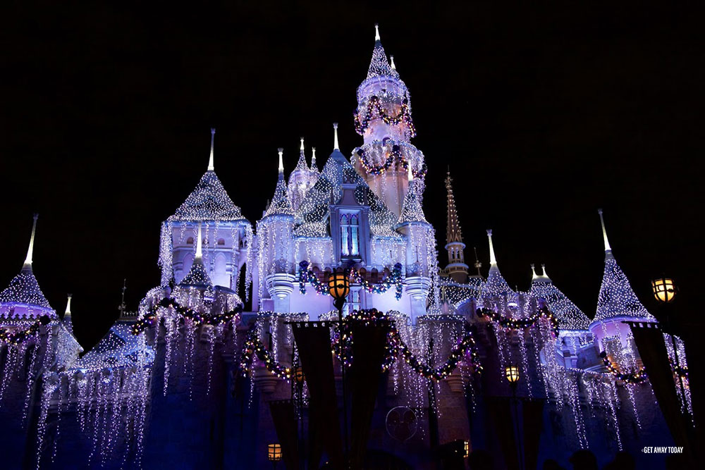 When to go to Disneyland in 2019 Winter