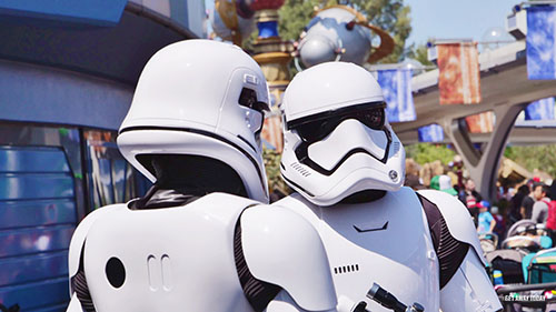Why is Disneyland so Expensive Storm Trooper