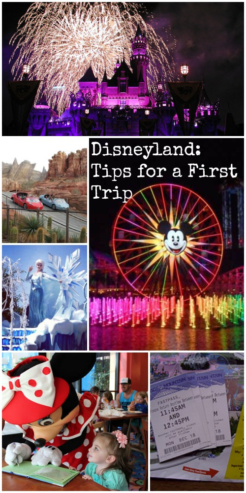 Wizarding World of Harry Potter Tips Disneyland First Trip