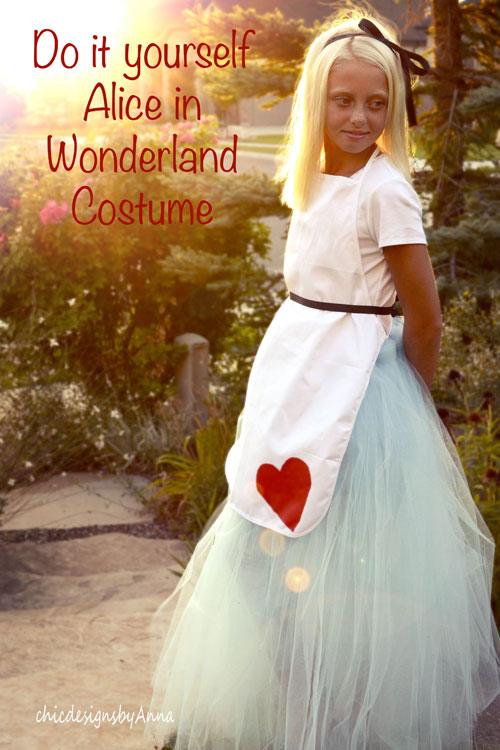 DY Alice Costume by Get Away Today