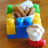 How to Make the Best Copycat LEGOLAND Apple Fries