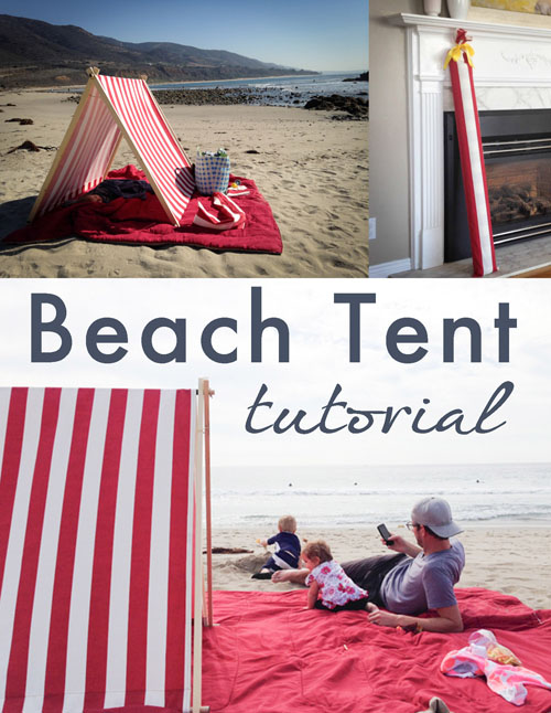 sc 1 st  Get Away Today Vacations & Easy DIY Beach Tent