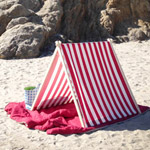 Listing Image & Easy DIY Beach Tent