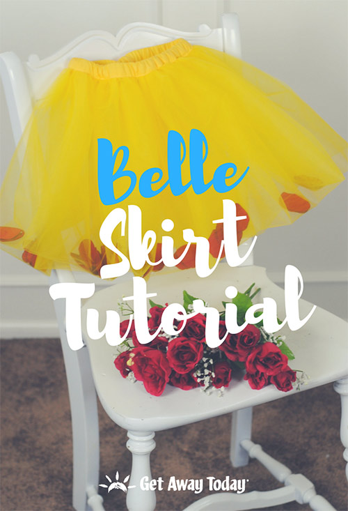 Belle Skirt Tutorial || Get Away Today
