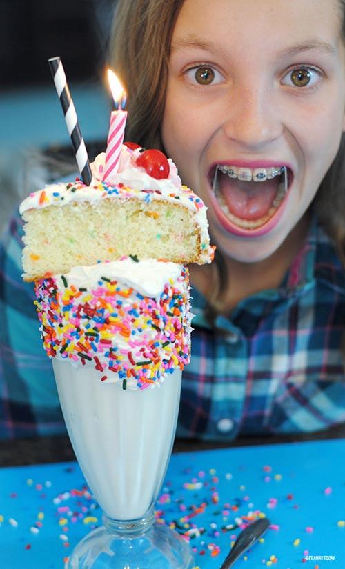 Copycat Black Tap Milkshake Perfect for Celebrating Your Disney