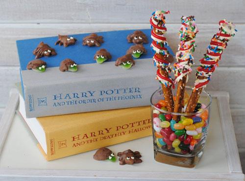 Harry Potter 3 Easy Honeydukes Inspired Recipes