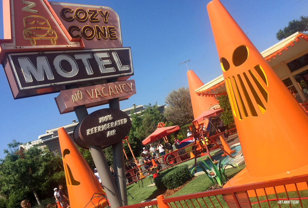 Cars Land Halloween Craft Disneyland