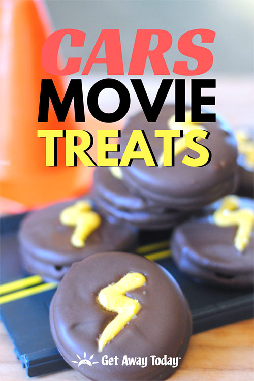 Cars Movie Treat Recipe || Get Away Today
