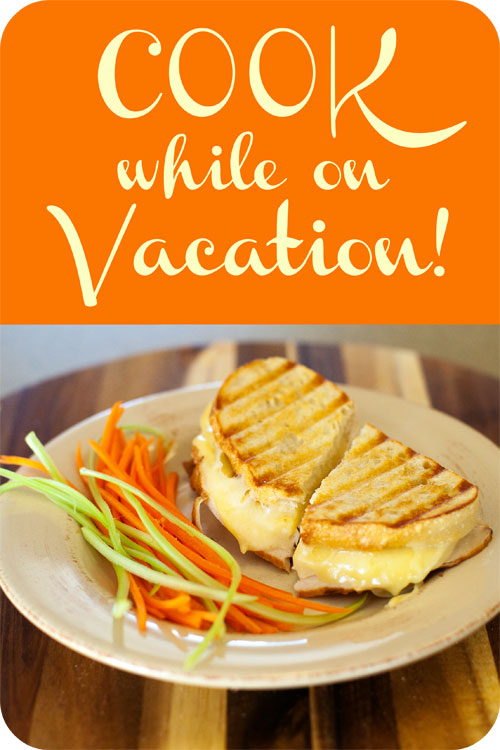Cooking on vacation three cheap and easy meals forumfinder Gallery