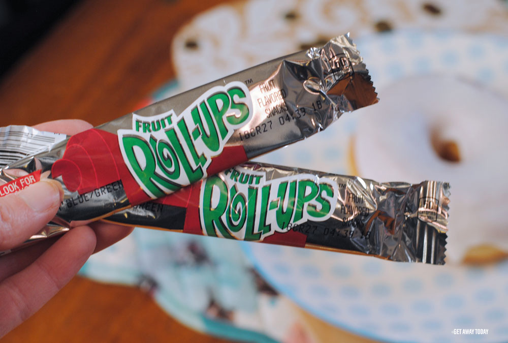 Cruise Vacation Surprise Rollup