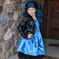 DIY Descendants Evie Costume