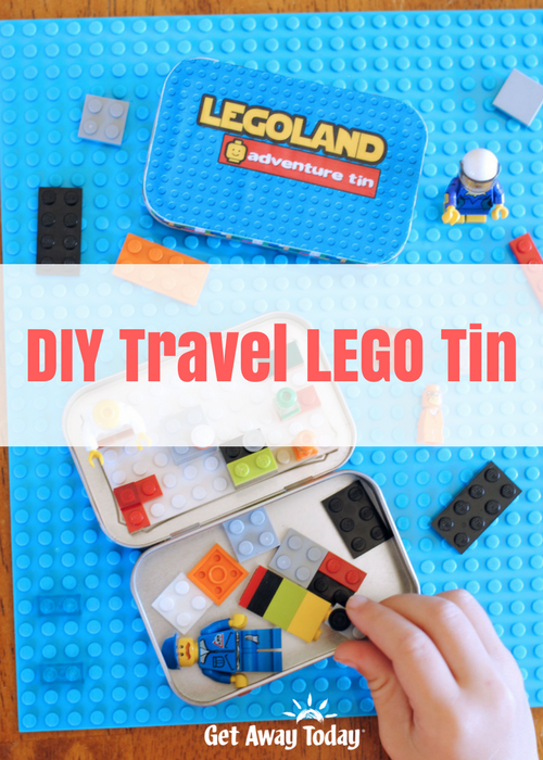 DIY Travel LEGO Box Pin Image