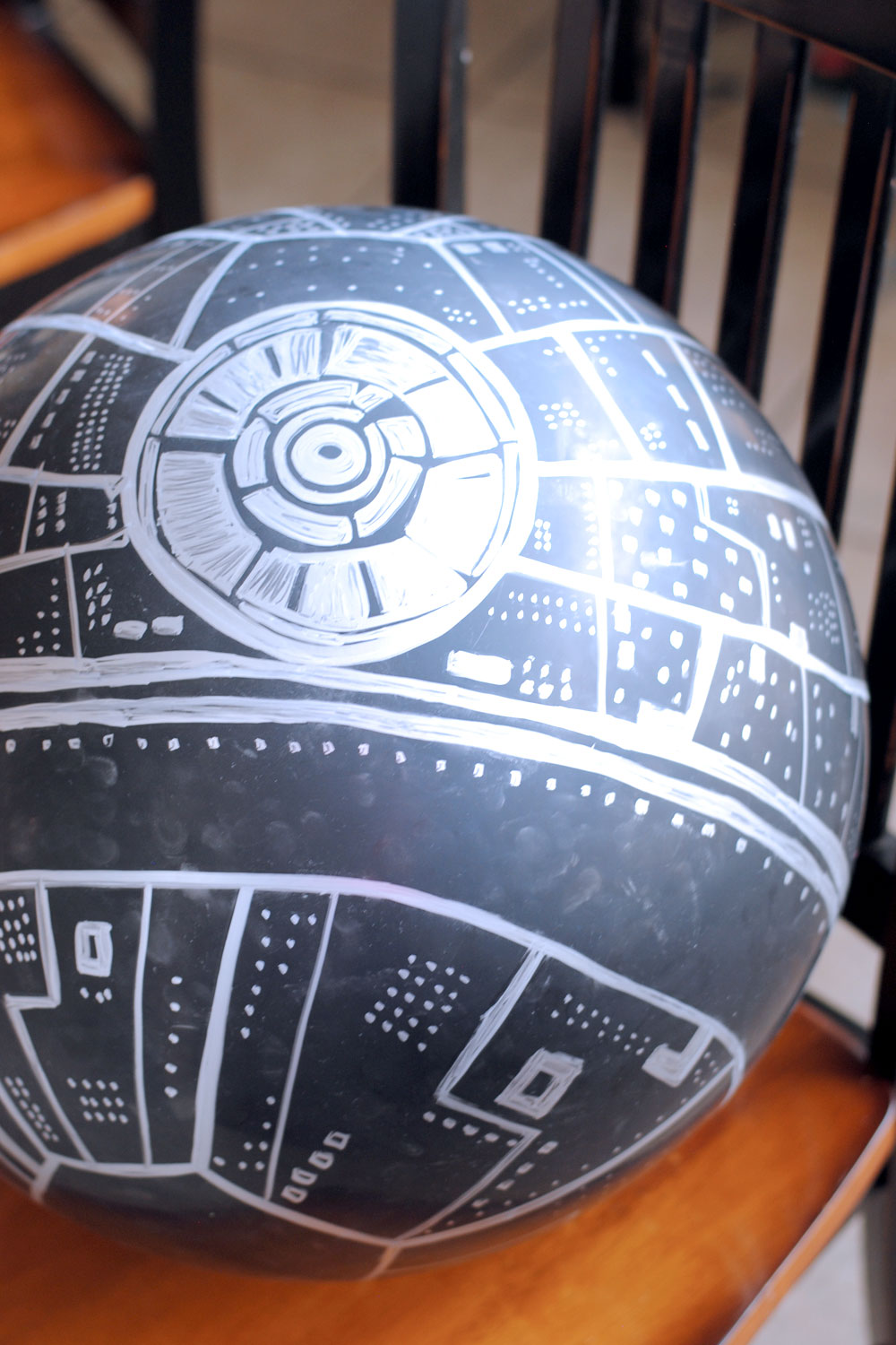 Star Wars Death Star Vacation Surprise Finished