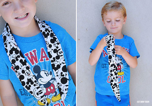 Disney Cooling Neck Wrap