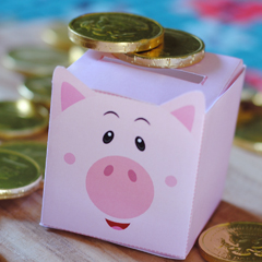 Make Your Own Disney Piggy Bank
