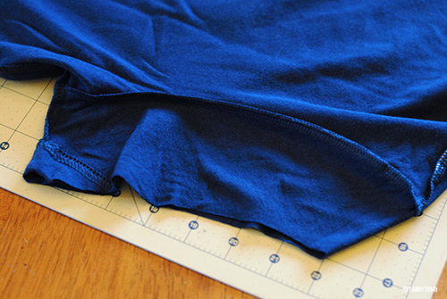 Disney Drawstring Bag Tutorial Shirts Sleeves