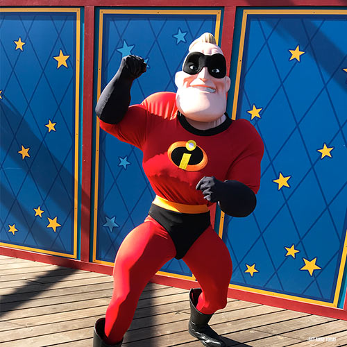 Incredibles Disney Vacation Reveal