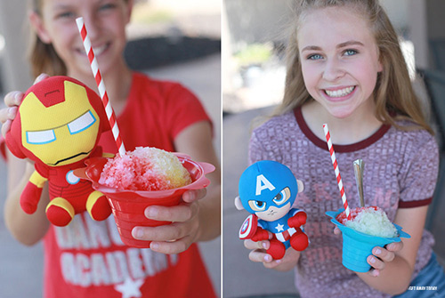 Copycat Disneyland Bifrosties Recipe Party