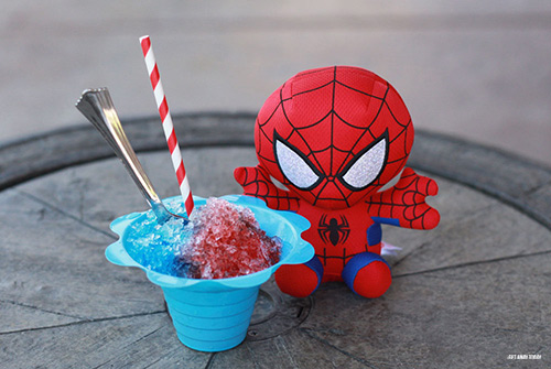 Copycat Disneyland Bifrosties Recipe Spiderman