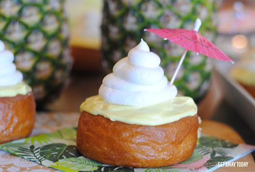 Dole Whip Donut Single