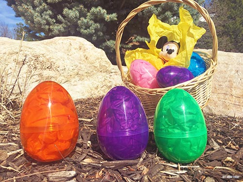 Easter Egg Vacation Surprise