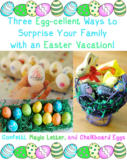 3 ways to surprise your family with an easter vacation negle Images