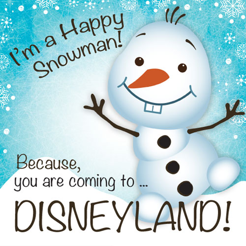 3 easy frozen inspired ways to give a disneyland vacation
