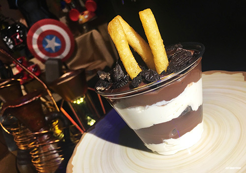 Groot Pudding Cups Disneyland