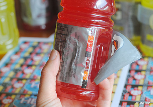 Printable Super Hero Drink Labels Unwrap