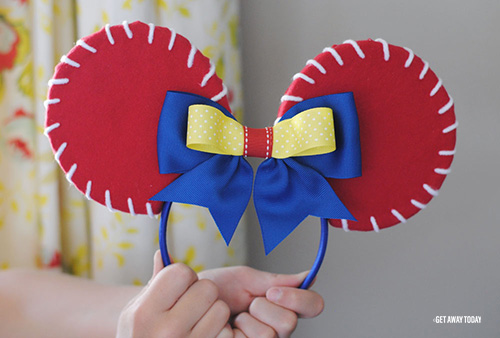 Jessie Minnie Ears Finished