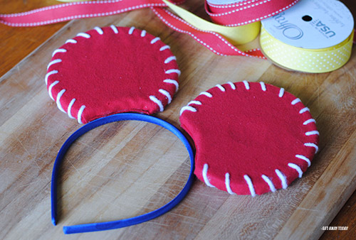 Toy Story Jessie Ears - Headband