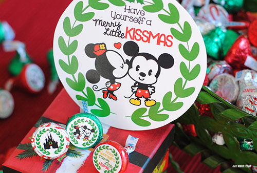 Disney Kissmas Vacation Surprise Close