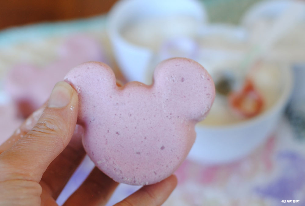 Mickey Bath Bombs Cute