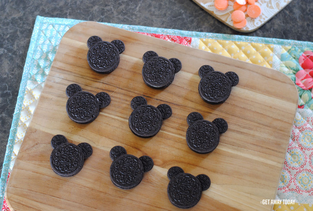 Minnie Mouse Oreo Cookies Cookies