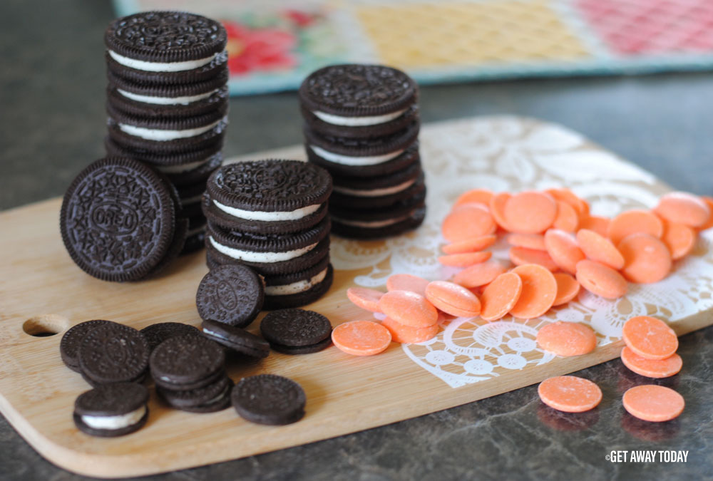 Minnie Mouse Oreo Cookies Supplies