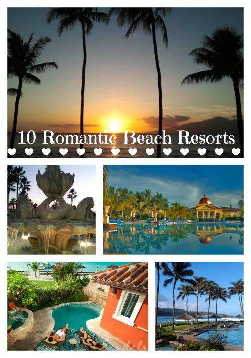 10 Romantic Beach Resorts