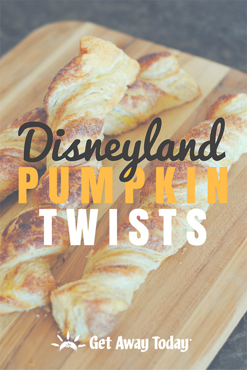 Disneyland Pumpkin Twist Recipe || Get Away Today
