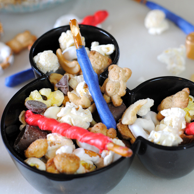 Star Wars Themed Food - Star Wars Snack Mix