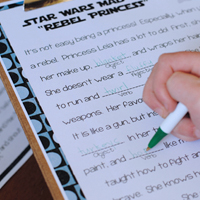 Star Wars Mad Libs Games For Your Road Trip