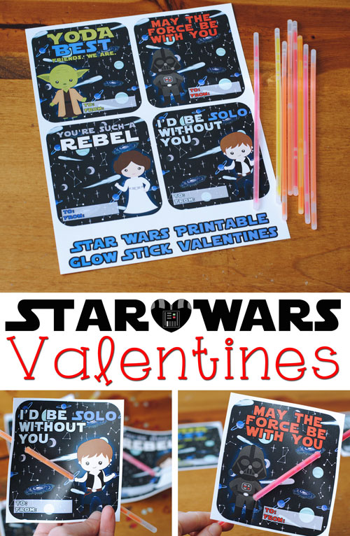 photo regarding Printable Star Wars Valentine named Totally free Printable Star Wars Valentines