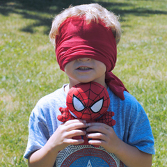 Create Your Own Super Hero Training Camp