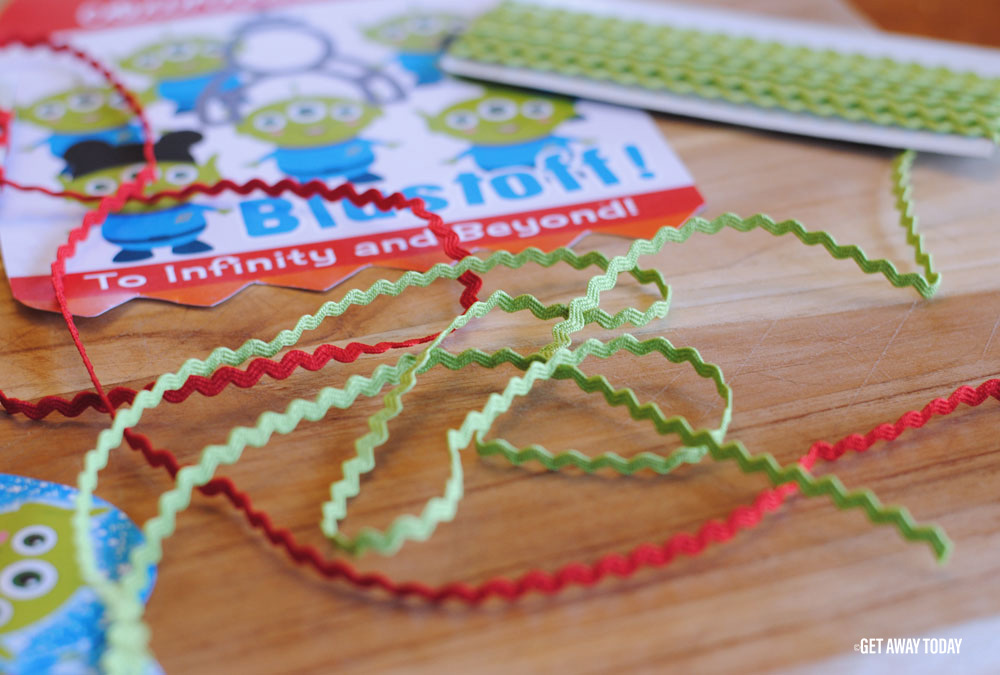 Toy Story Aliens String