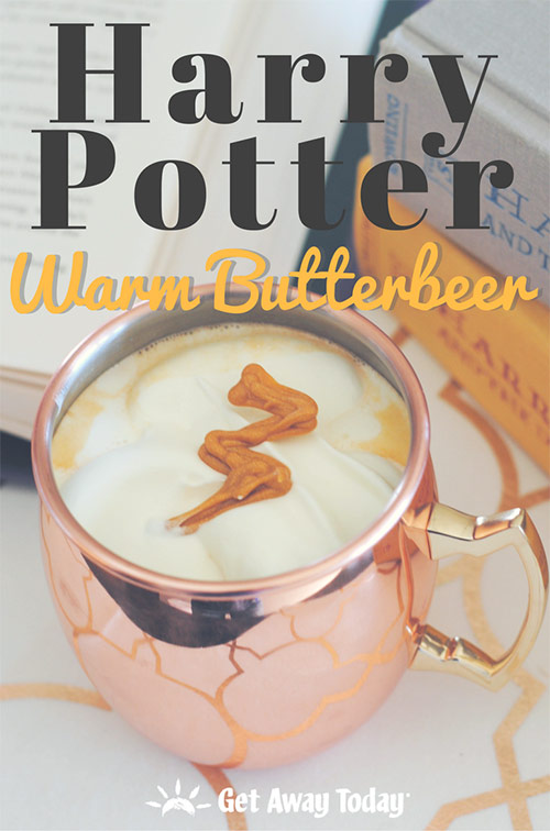 Harry Potter Warm Butterbeer Recipe