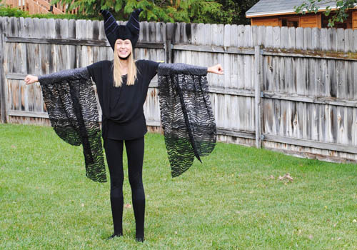 Easy Maleficent And Fairy Wings Tutorial
