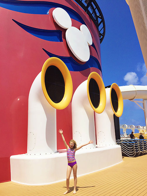 Disney Cruise Ship for Cruise Sales Month
